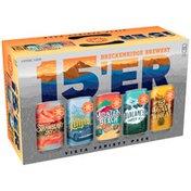 Breckenridge Brewery Vista Variety Pack