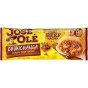 José Olé Loaded Beef José Olé Loaded Beef Nacho Chimichanga