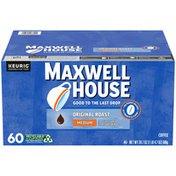 Maxwell House Original Roast Medium Coffee K-Cup Pods