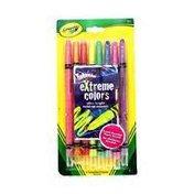 Crayola Twistable Extreme Colors Crayons