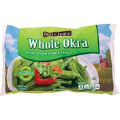 Best Choice Southern Style Whole Okra
