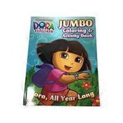 Nickelodeon Dora the Explorer Coloring Book