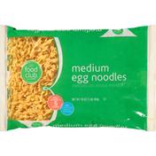 Food Club Enriched Egg Noodle Product, Medium Egg Noodles