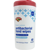 Hannaford Fresh Scent Antibacterial Wipes