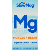 SlowMag Muscle + Heart, Tablets