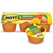 Mott's Mango Peach Applesauce