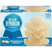 Blue Ribbon Classics Homemade Vanilla Ice Cream