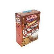 Key Food Graham Crackers