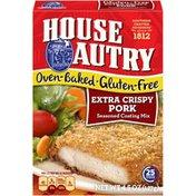 House Autry Oven-Baked Gluten-Free Extra Crispy Pork Seasoned Coating Mix