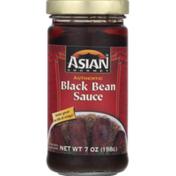 ASIAN GOURMET Black Bean Sauce, Authentic, Jar