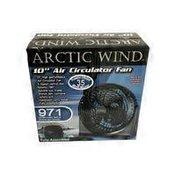 "WindStream 10"" Air Circulator Floor & Desk & Table Fan"
