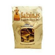 Sabinas Totopo Chips Salted
