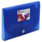 Better Office Products File Poly Exp 7Pkt Letter Size