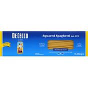De Cecco Pasta, Squared Spaghetti, No. 413