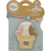 Appe Teethers Teething Toy, Neapolitan Dynamite