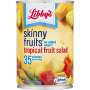 Libby's Skinny Fruits Tropical Fruit Salad