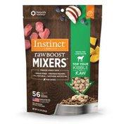 Instinct Raw Boost Mixers Grass-Fed Lamb Recipe Grain-Free Freeze-Dried Dog Food Topper