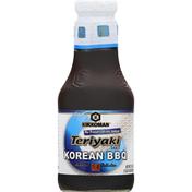 Kikkoman Korean BBQ Teriyaki Sauce