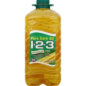 1-2-3 Corn Oil, Pure