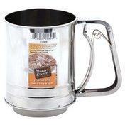 Baker's Secret Flour Sifter, 3 Cup