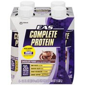 EAS Complete Protein Chocolate Fudge Nutrition Shake