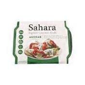 Sahara Aushak Spinach Leek Ravioli