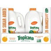 Tropicana Pure Premium Original No Pulp Orange Juice