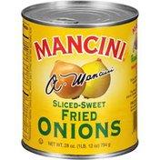 Mama Mancini's Slice-Sweet Fried Onions