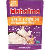 Mahatma Garlic & Olive Oil Jasmine Rice