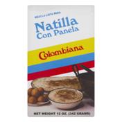 Mezcla Lista Para Natilla Con Panela Columbiana