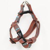 SPI Small Orange Braided Dog Harness