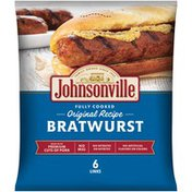 Johnsonville Original Recipe Bratwurst