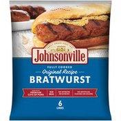 Johnsonville Original Recipe Bratwurst