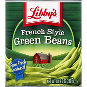Libby's Green Beans, French Style