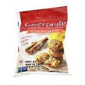 Somersaults Snack Co Cinnamon Crunch