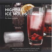 Tovolo Ice Molds, Highball