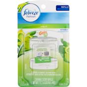 Febreze Small Spaces Febreze SmallSpaces with Gain Original Scent Refills Air Freshener (2 Count, 11 mL) Air Care