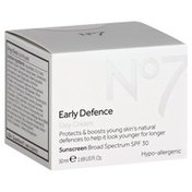 No7 Day Cream, Early Defence, SPF 30
