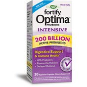 Nature's Way Fortify™ Optima® Intensive 200 Billion Probiotic