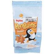 Hy-Vee Penguins Cheddar Baked Snack Crackers