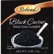 Roland Foods Caviar, Black