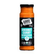 Good Food For Good Organic Coconut Curry Sauce