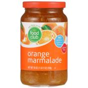 Food Club Orange Marmalade