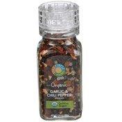 Full Circle Organic Garlic Chili & Pepper Grinder