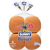 Bunny Bread Hamburger Buns, Original