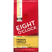 Eight O'Clock Coffee French Vanilla Medium Ground Coffee