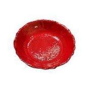 Le Cadeaux Garnet Salad Bowl