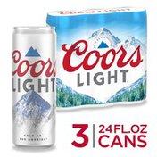Coors Light Beer, Lager Beer