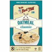Bob's Red Mill Classic Oatmeal Packets