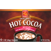 Sunny Select Hot Cocoa Mix with Miniature Marshmallows, Instant